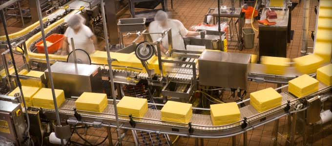 5S in the food and beverage industry